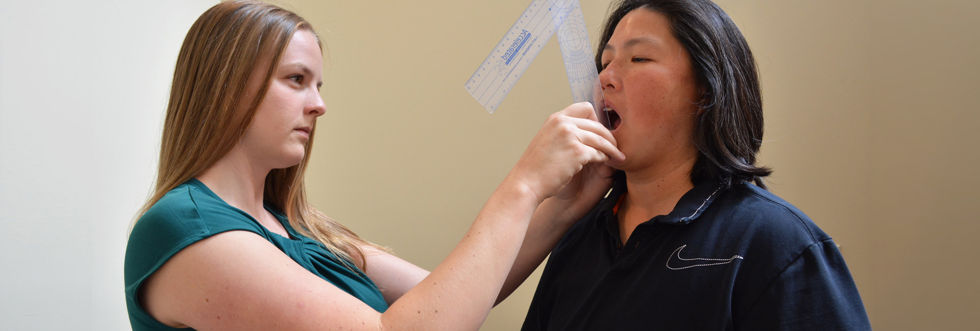 Patient gets treated for TMD