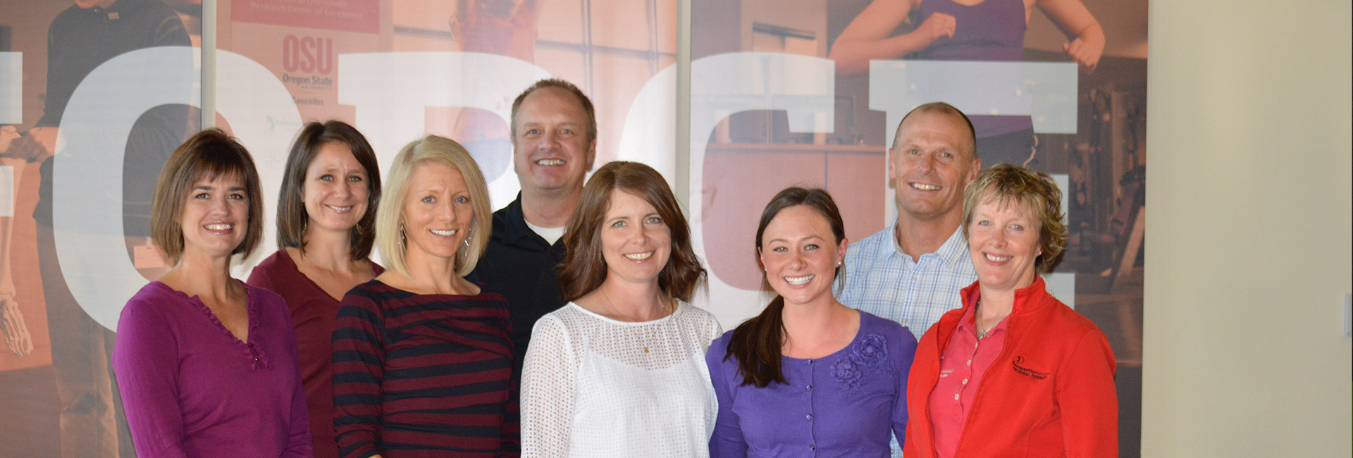 Therapeutic Associates Bend Physical Therapy Team