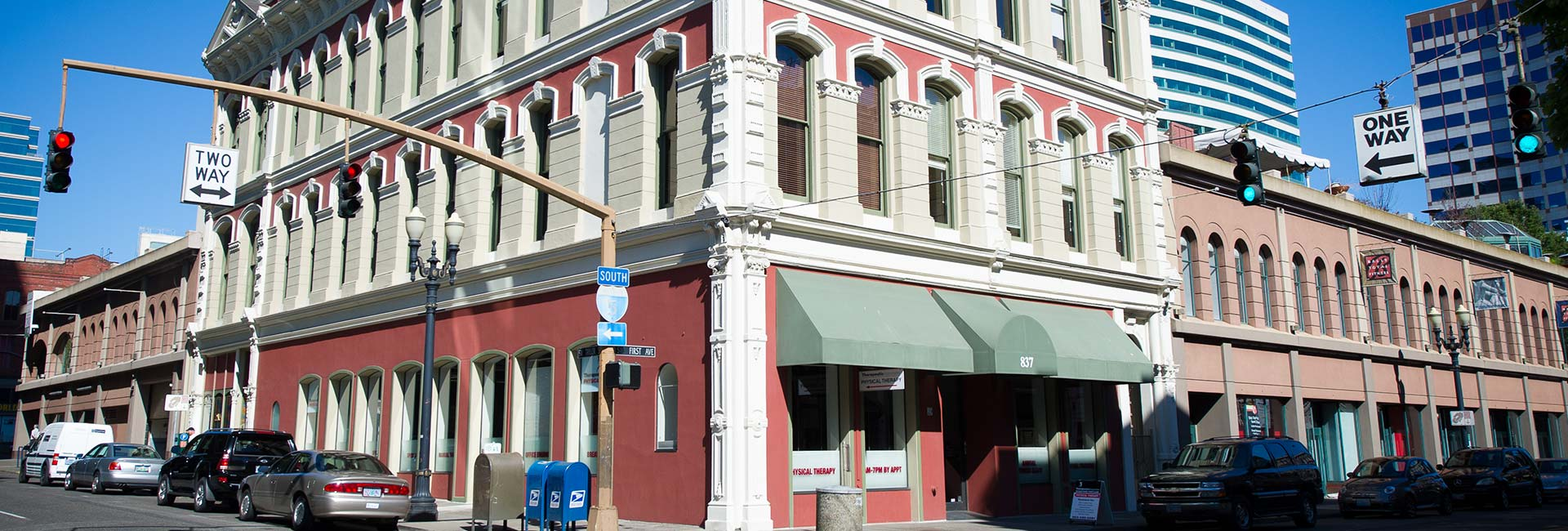 Therapeutic Associates Downtown Portland Physical Therapy