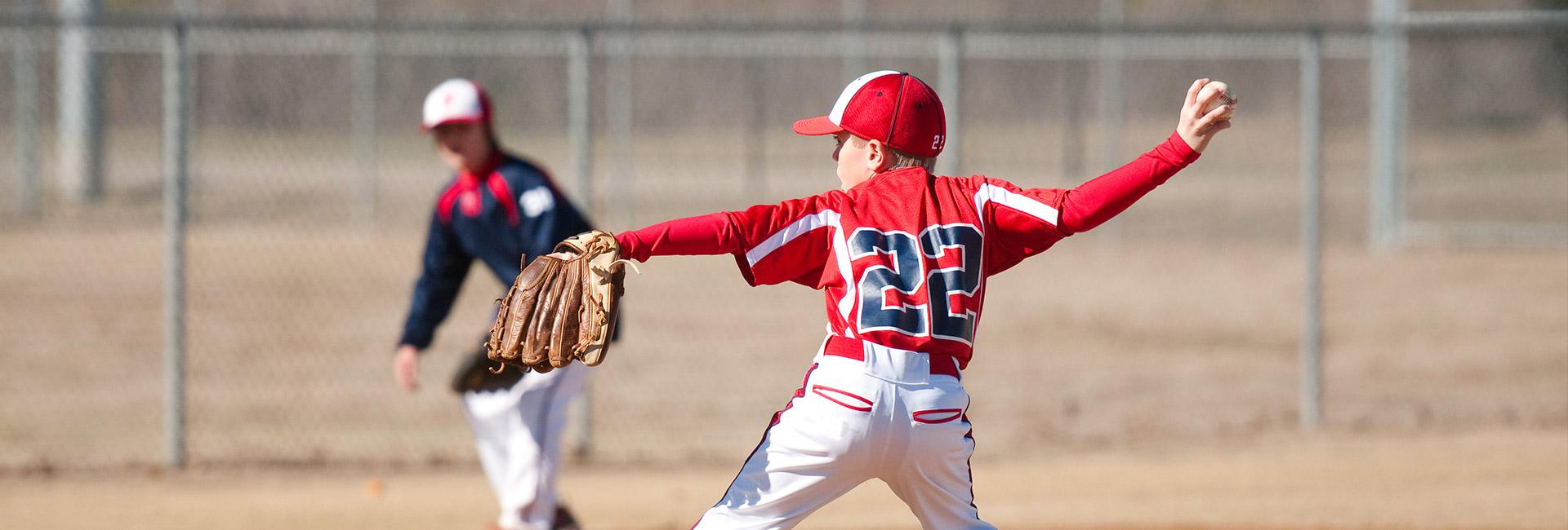 Dynamic Warmup Baseball