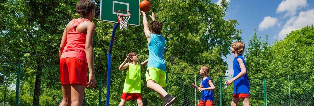 Dynamic-Warmup Basketball
