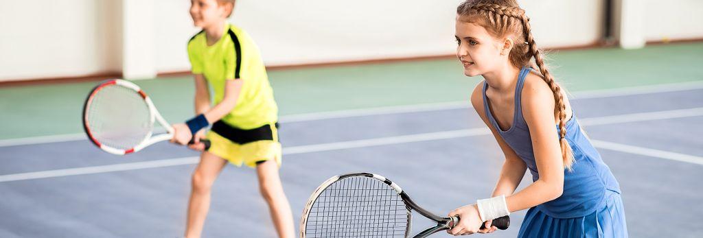 Dynamic-Warmup Tennis