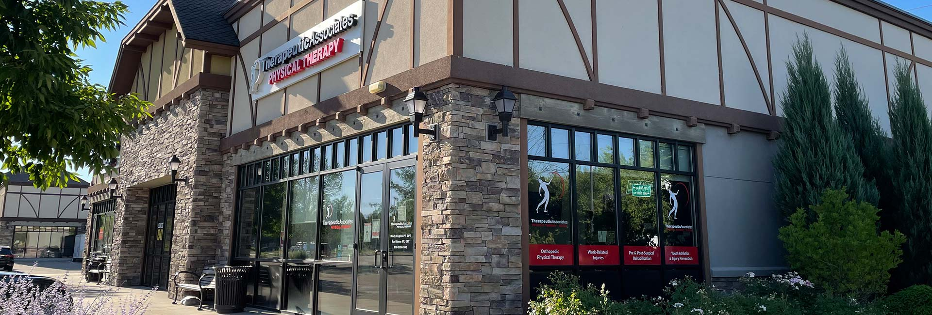 Exterior - Therapeutic Associates Physical Therapy - Eagle