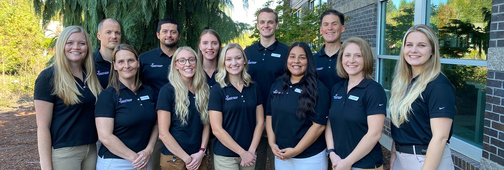 Therapeutic Associates Physical Therapy - South Salem Team