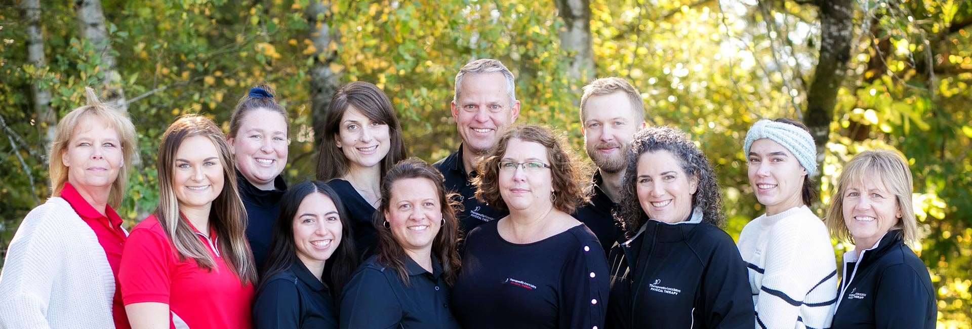 Therapeutic Associates West Eugene Physical Therapy Team